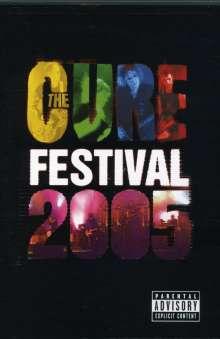 The Cure: Festival 2005 (Explicit), DVD