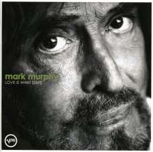 Mark Murphy: Love Is What Stays, CD