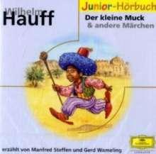 Wilhelm Hauff: Der kleine Muck und andere Märchen, 2 CDs