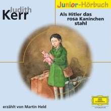 Kerr,Judith:Als Hitler das rosa Kaninchen stahl, CD