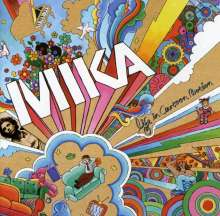 Mika: Life In Cartoon Motion, CD