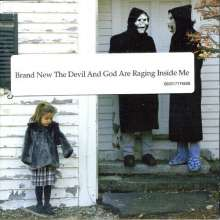 Brand New: The Devil And God Are Raging Inside Me, CD