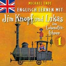 Englisch lernen mit Jim Knopf & Lukas dem Lokführer 1, CD