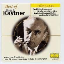 Best of Erich Kästner, 2 CDs