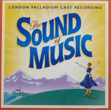 Musical: The Sound Of Music (London Palladium Cast Recording), CD