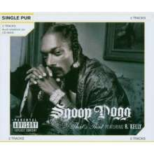 Snoop Dogg: That's That (2-Track), Maxi-CD