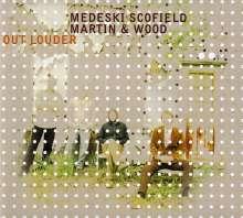 Medeski, Scofield, Martin & Wood: Out Louder, 2 CDs