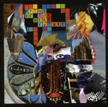 Klaxons: Myths Of The Near Future, CD