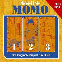 Momo 3 CD-Hörspielbox, 3 CDs