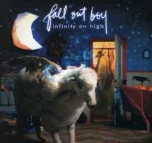 Fall Out Boy: Infinity On High (Deluxe Edition + Tarotkarten), CD