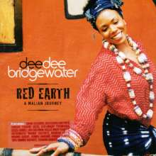 Dee Dee Bridgewater (geb. 1950): Red Earth, CD
