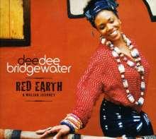 Dee Dee Bridgewater (geb. 1950): Red Earth (CD+DVD), 1 CD und 1 DVD