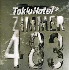 Tokio Hotel: Zimmer 483, CD