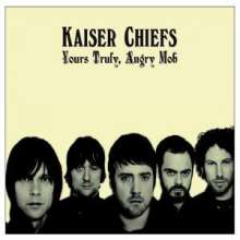 Kaiser Chiefs: Yours Truly, Angry Mob, CD