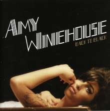 Amy Winehouse: Back To Black, CD