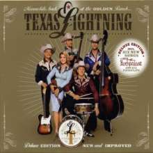 Texas Lightning: Meanwhile, Back At The Golden Ranch (Ltd. Deluxe Ed. CD+DVD), CD