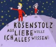 RosenstolzAus Liebe: RosenstolzAus Liebe, CD