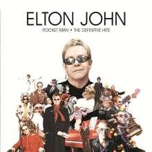 Elton John (geb. 1947): Rocket Man - The Definitive Hits, CD