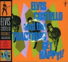 Elvis Costello: Get Happy, CD