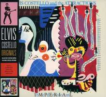 Elvis Costello: Imperial Bedroom, CD