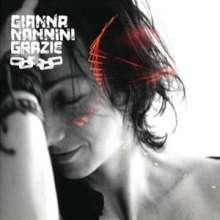 Gianna Nannini: Grazie (New Version 2007), CD