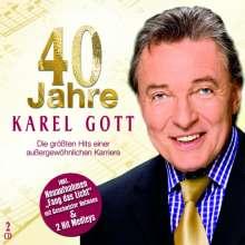 Karel Gott: 40 Jahre Karel Gott, 2 CDs