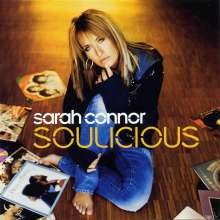 Sarah Connor: Soulicious, CD