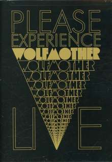 Wolfmother: Please Experience, DVD