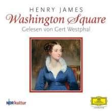James,Henry:The Washington Square, 7 CDs