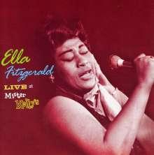 Ella Fitzgerald (1917-1996): Live At Mr. Kelly's, 2 CDs