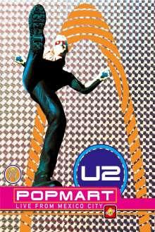 U2: PopMart: Live From Mexico City 03.12.1997, DVD