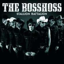 BossHoss: Stallion Battalion, CD