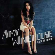 Amy Winehouse: Back To Black, LP