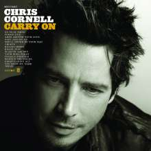 Chris Cornell (ex-Soundgarden): Carry On, CD