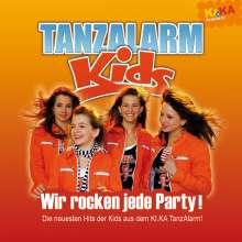 Ki.Ka-Tanzalarm 3 - Wir rocken jede Party, CD