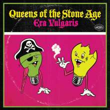 Queens Of The Stone Age: Era Vulgaris, CD
