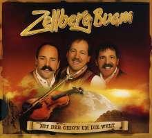 Zellberg Buam: Mit der Geig'n um die Welt, CD