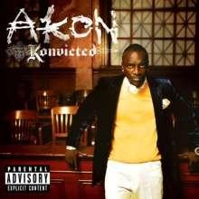 Akon: Konvicted - Limited Pur Edition, CD