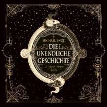 Michael Ende - Die unendliche Geschichte (3 CD-Hörspielbox), 3 CDs