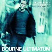 Filmmusik: The Bourne Ultimatum, CD
