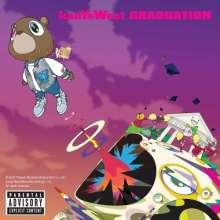 Kanye West: Graduation, CD