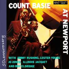 Count Basie (1904-1984): At Newport - Live, CD
