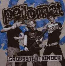 Peilomat: Grossstadtkinder, CD