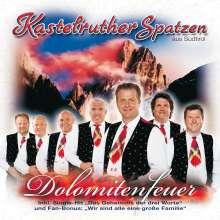 Kastelruther Spatzen: Dolomitenfeuer, CD