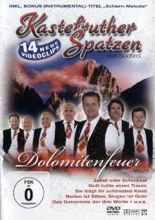 Kastelruther Spatzen: Dolomitenfeuer, DVD