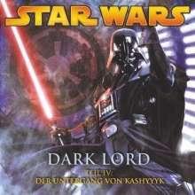 Star Wars - Dark Lord 4:Der Untergang von Kashyyyk, CD