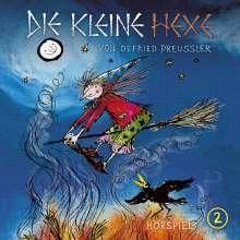 Die kleine Hexe Folge 2, CD