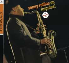 Sonny Rollins (geb. 1930): On Impulse!, CD