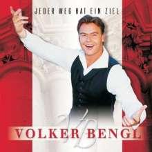Volker Bengl: Jeder Weg hat ein Ziel, CD