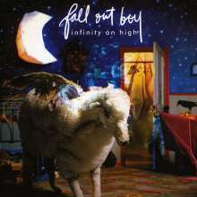 Fall Out Boy: Infinity On High (Platinum Edition), 1 CD und 1 DVD